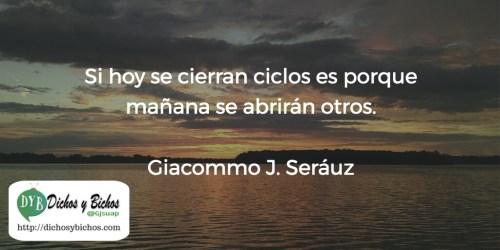 Ciclos - Seráuz