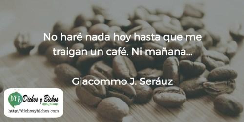 Café - Seráuz