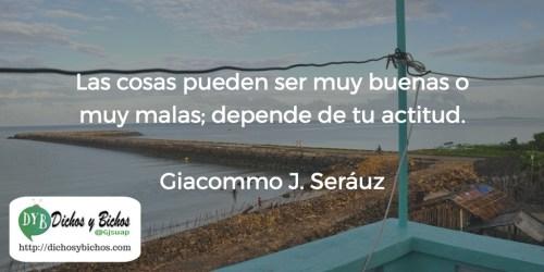 Actitud - Seráuz