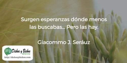 Esperanza - Seráuz