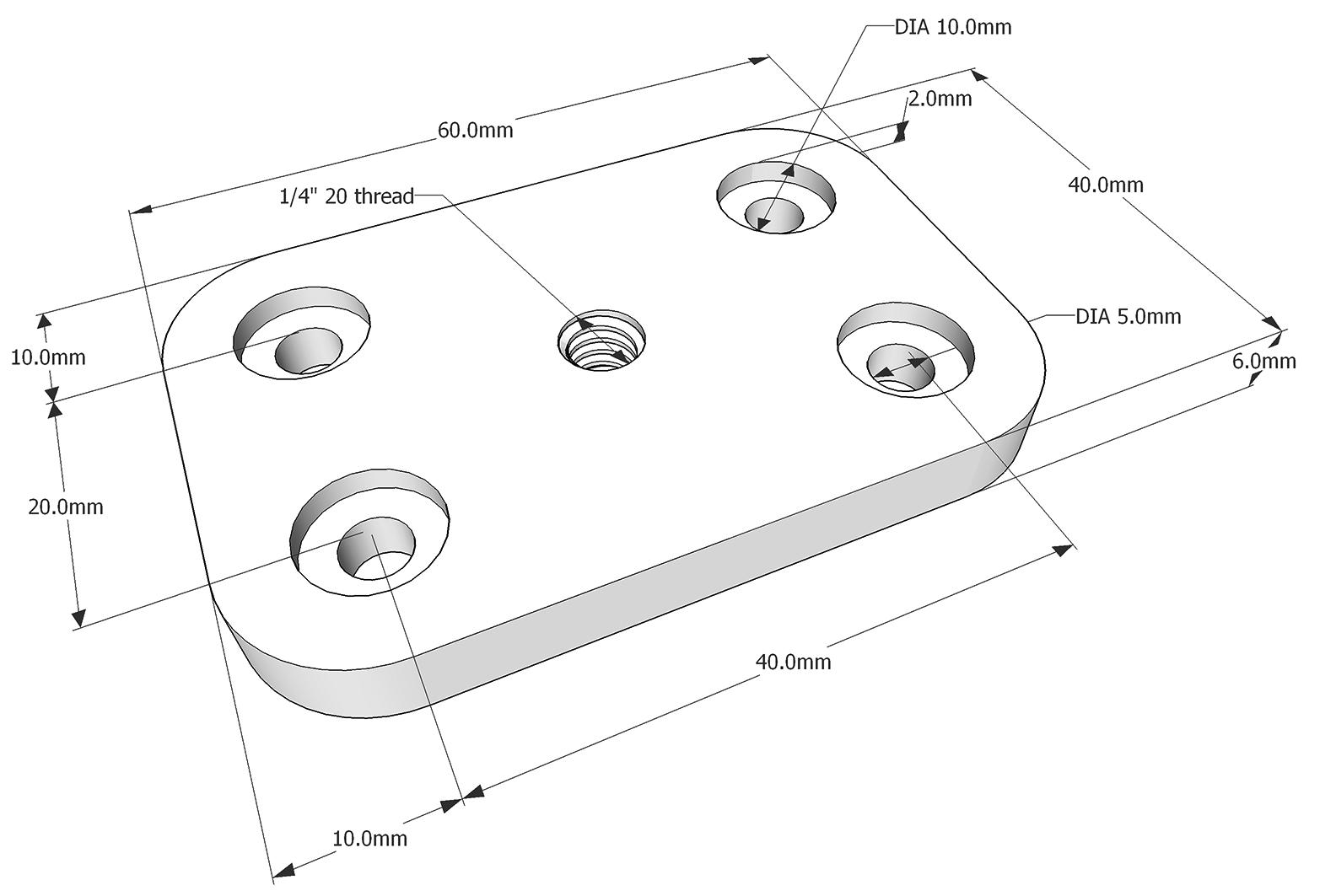 Time Lapse Camera Rail