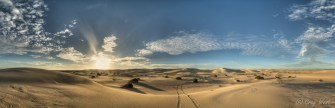 Stockton sand dunes HDR
