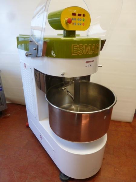 Esmach Spiral Mixer - G J Wisdom Commercial Auctioneers (Bexley, London)