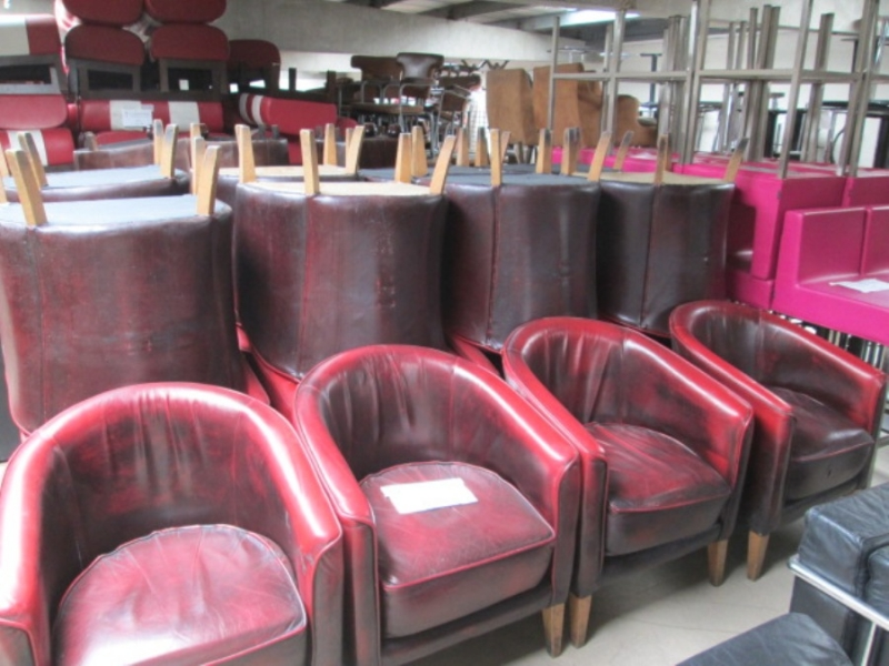Sale & Clearance of Pub Furniture - G J Wisdom Commercial Auctioneers (Bexley, London)