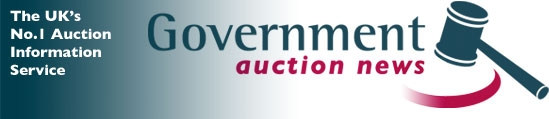 Government Auction News