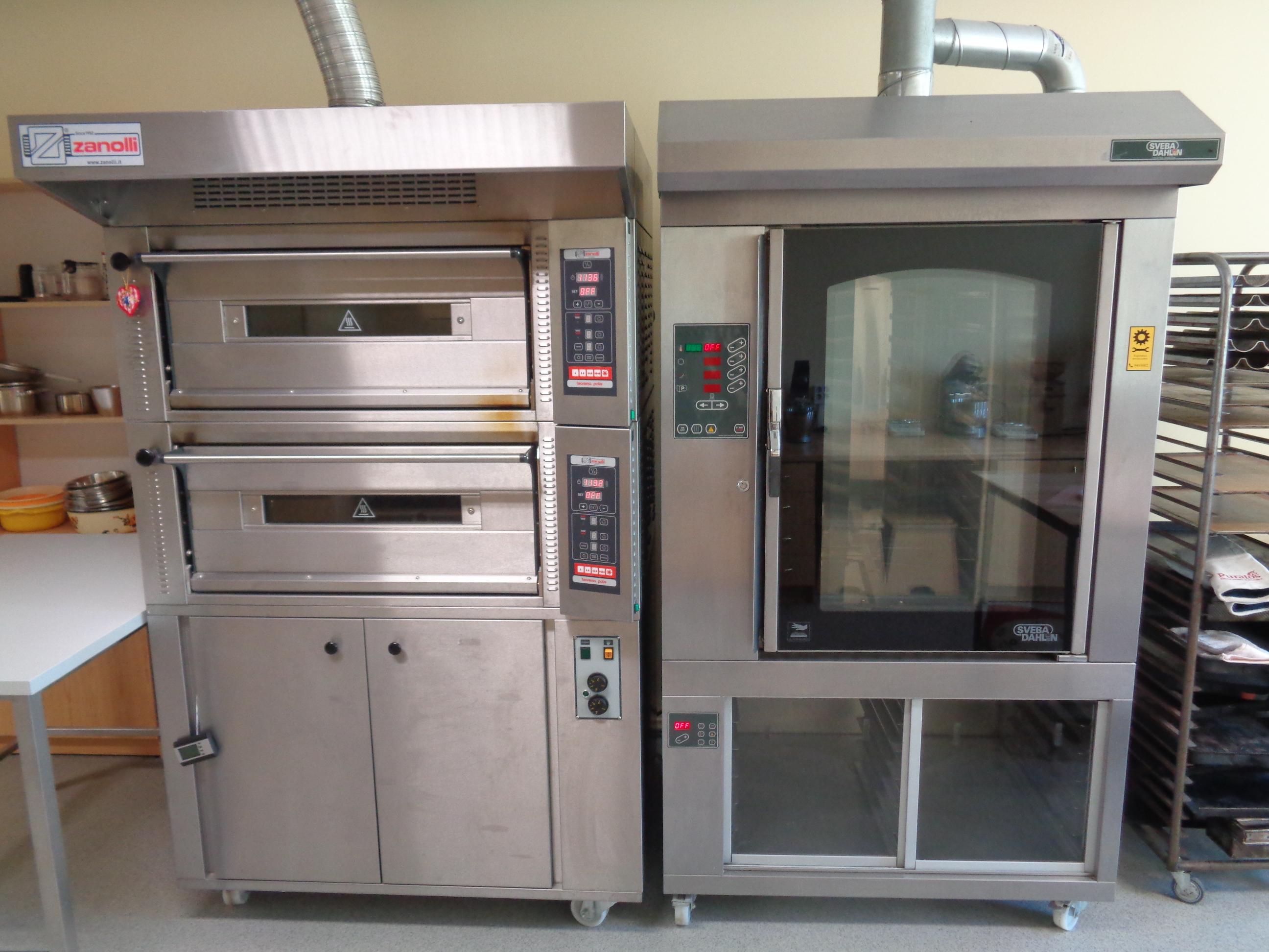 Bakery Machinery