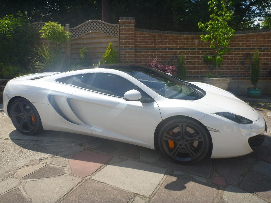 Mc Laren MP4 Auction Sidcup, London