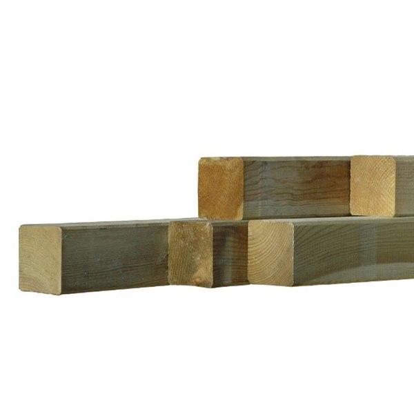 Pfosten aus Holz Kiefer kdi
