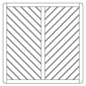 Sichtschutzelement-Leon-Geschlossen-HxB-180x180-cm-Art-99180