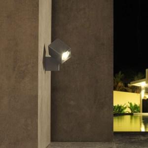 LED-Spot-und Wandstrahler Nano-aus-Aluminium