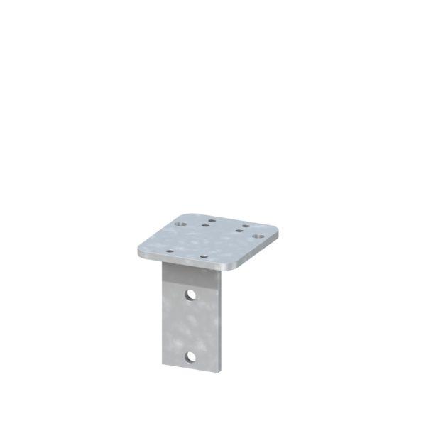 Montageadapter für Aufschraubträger