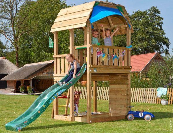 Spielturm-Barn