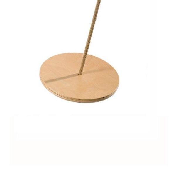 Tellerschaukel-aus-Holz