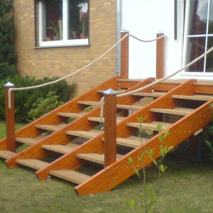 Treppe-Outdoor