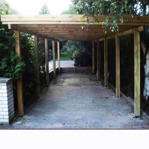 Carport Hannover
