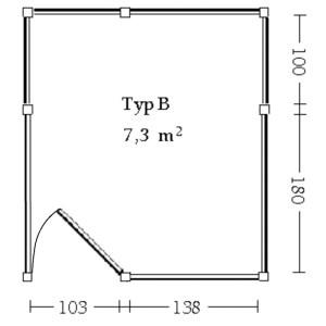 Geraeteraum Hannover Typ B