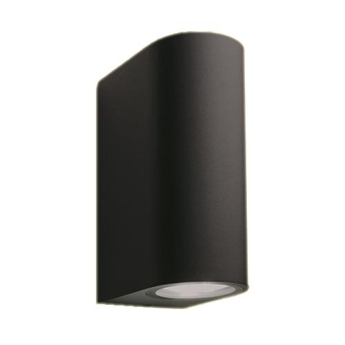 LED-Wandleuchte-Sibus-Schwarz