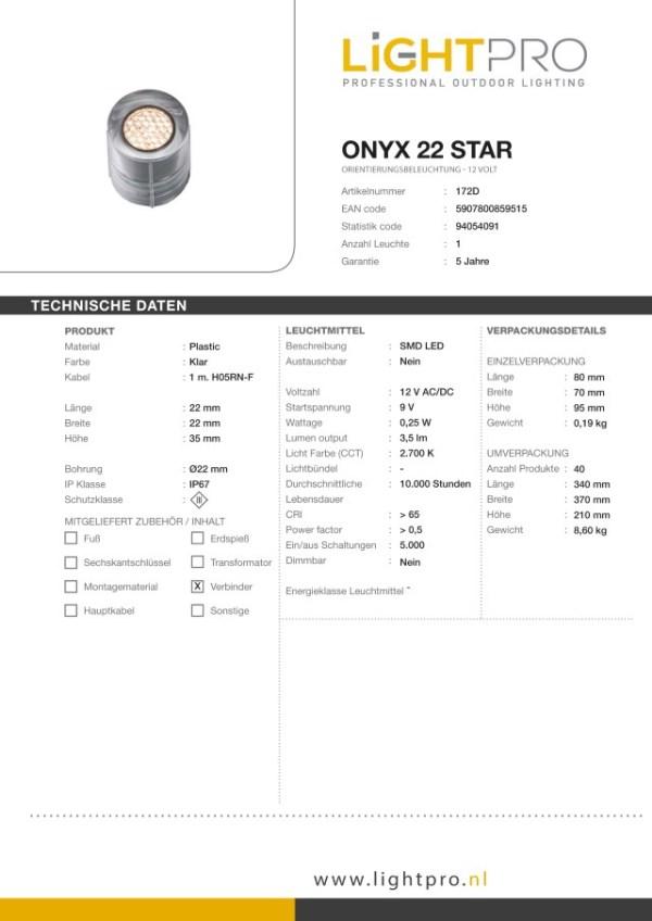 Lightpro-Onyx-22-Star-LED-Bodeneinbauleuchte