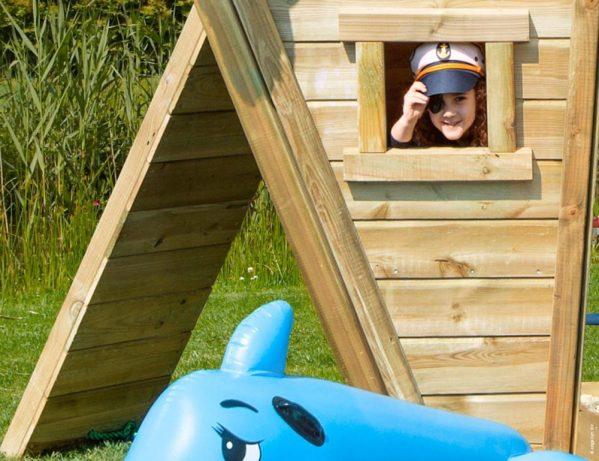 Spielturmerweiterung Boat Module Kajüte 2