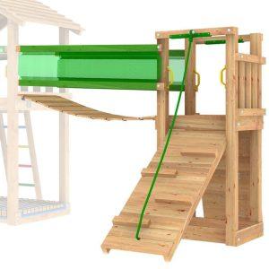 Spielturmerweiterung Bridge Module