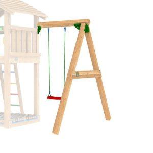 Spielturmerweiterung Swing Module 1-Schaukel