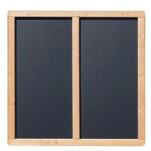 HPL-Zaunelement-Nizza-mit-Holzrahmen-180-x-180