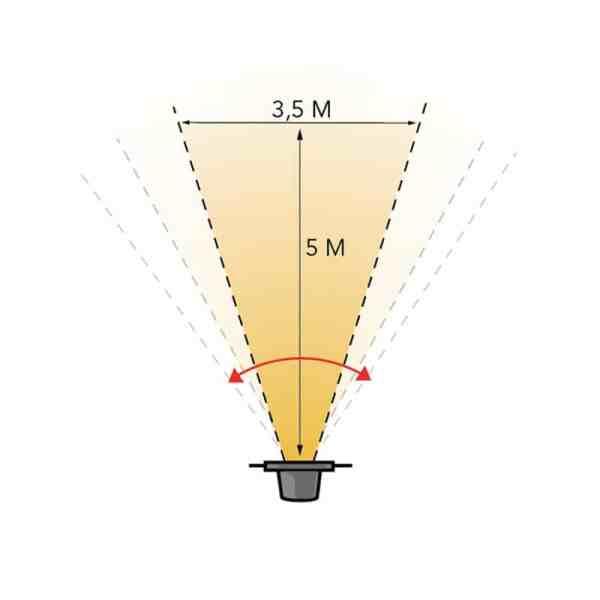 Lightpro-LED-Bodeneinbaustrahler-Amber
