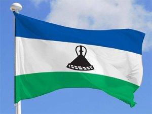 Lesotho Flag
