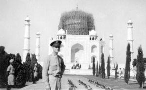 Taj Mahal - World War II