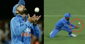 Catching - Cricket