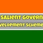 Government schemes for Development