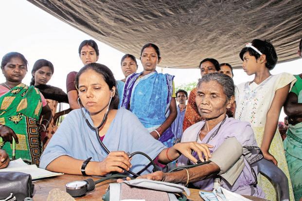 Rural India -Health Development