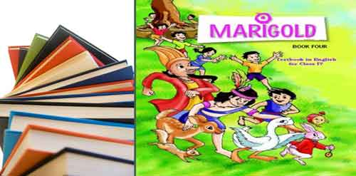 NCERT Class 4> Marigold : English Book [pdf Download]
