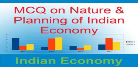MCQ Set] Nature of Indian Economy / Planning > GK [PDF]
