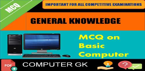 Quiz on Basic Computer