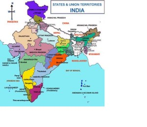 list of states in India 2020 pdf