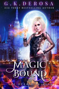 Magic Bound Cover