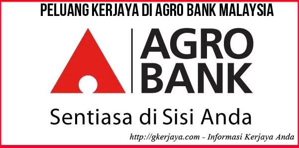 Jobs Vacancies at Bank Pertanian Malaysia
