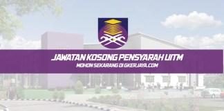 Jawatan Kosong Pensyarah Uitm Pahang - Iklan Terkini