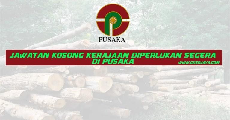 Iklan Jawatan Kosong Perusahaan Kayu Sarawak