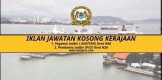 Kerja Kosong Penang Pelabuhan Pulau Pinang