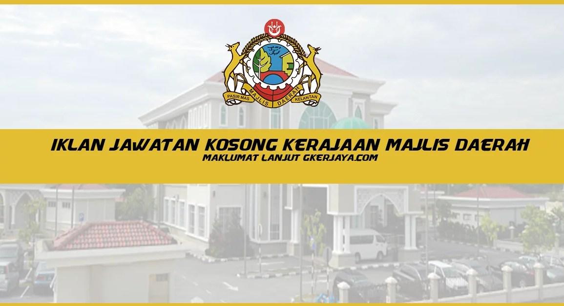 Kerja Kosong di Pasir Mas Kelantan