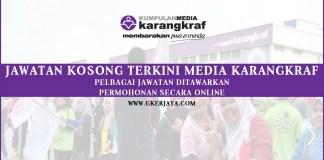 Jawatan Kosong Media Karangkraf Sinar Harian