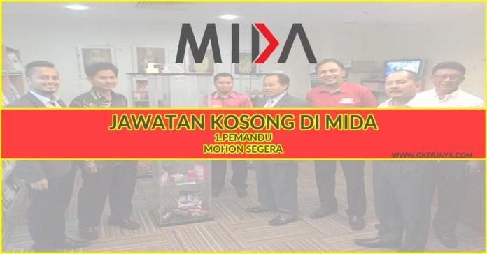 Kerja di Malaysia Investment Development Authority