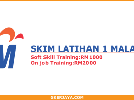 Cara Buat Permohonan SL1M TM secara Online TM Career