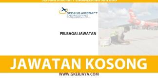 Career Sepang Aircraft Engineer