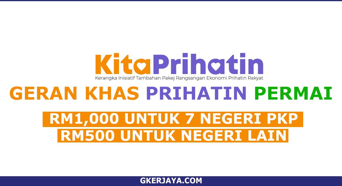 Geran Khas Prihatin Permai Khas Untuk PKS (1)