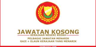 Iklan Kerja Kosong Kerajaan Kedah