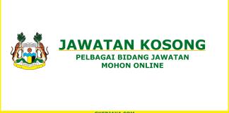 Iklan Kerjaya Majlis Bandaraya Ipoh