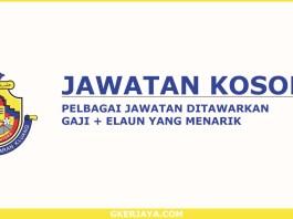 Iklan jawatan kosong Majlis Perbandaran Kluang